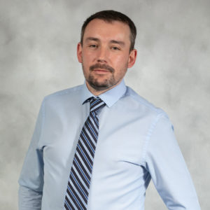Simon Lynch - Head of Support Services