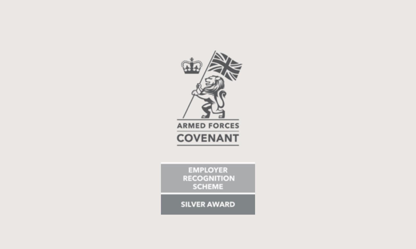 2019 Employer Recognition Scheme Silver Awards